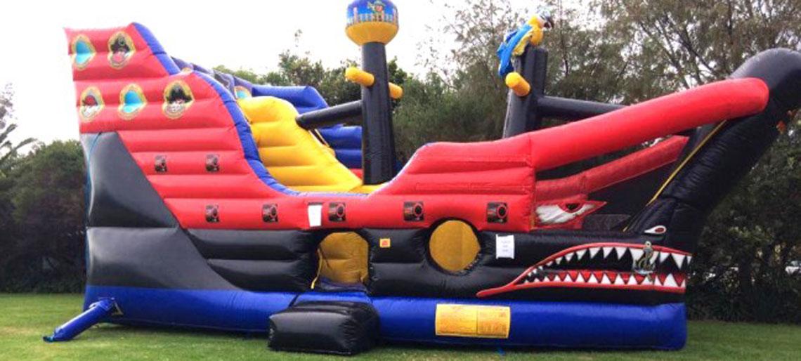 Kids' birthday party rentals